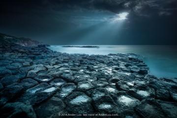 Xuyên bão - Gành đá đĩa
