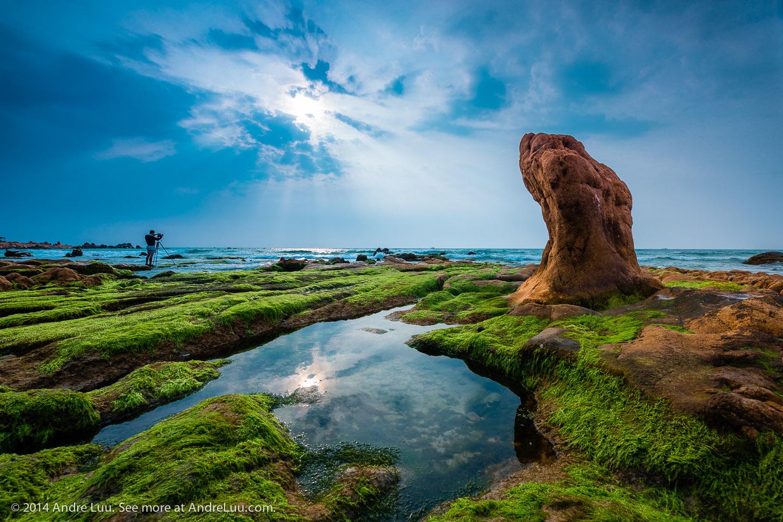 Nhiếp ảnh gia và thiên nhiên