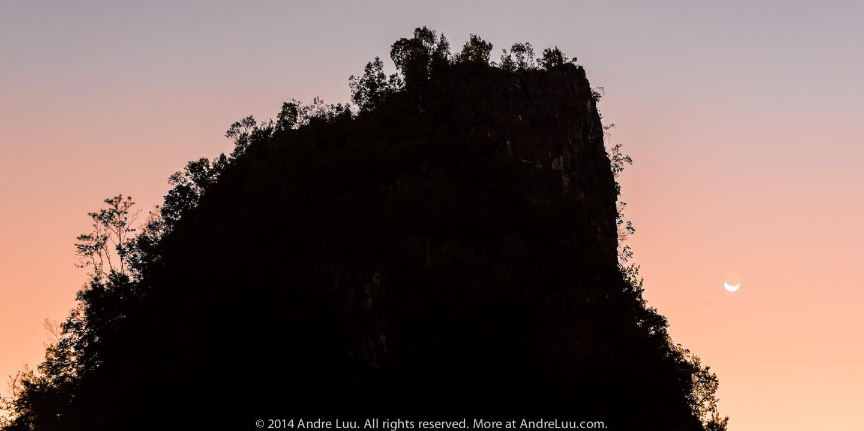 Tốc độ 30 giây, F/11, ISO 100, tiêu cự 35mm. Sony A7R + Lens Kit Canon 28-135 IS