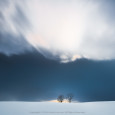 Tuyết Trắng Song Đôi (Winter Duet) 61s f/14 ISO 50 WB 6150K. Sony a7r3 + Sony 24-70 f/2.8 GM @ 58mm. Hokkaido, Japan.