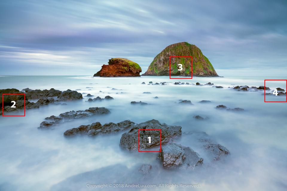 Độ nét thực tế của lens Sony FE 16-35 f2.8 GM @16mm f/11.