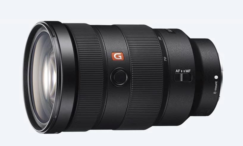 Sony FE 24-70 F2.8 GM - SEL2470GM