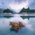 THIÊN ĐƯỜNG TRÊN NƯỚC (Water Paradise) 13s f/11 ISO 100 WB 7100K. Sony a7r3 + Lens Sony 12-24 f4 (Mod AndreLuu) @21mm. Hồ Thủy điện Na Hang, Tuyên Quang.